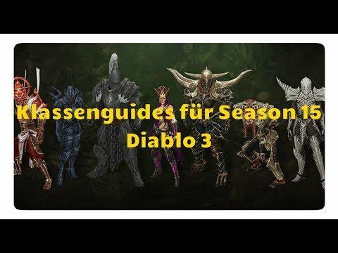 Diablo 3: Die Besten Klassen Für Season 15 (Meta, Saisonthema)