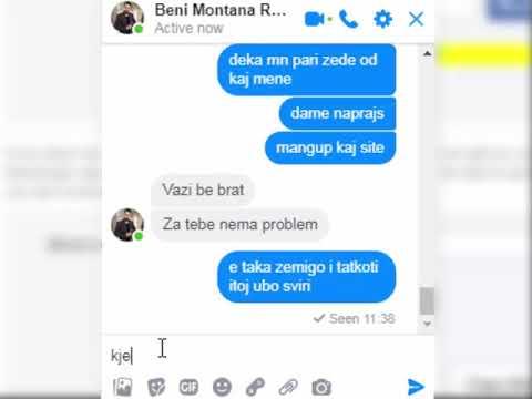 *PRANK* Na Beni Montana - Se Zeniv