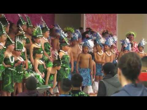 Cook lslands Day 2017 PORIRUA Aitutaki - Araura Enua Update 4K