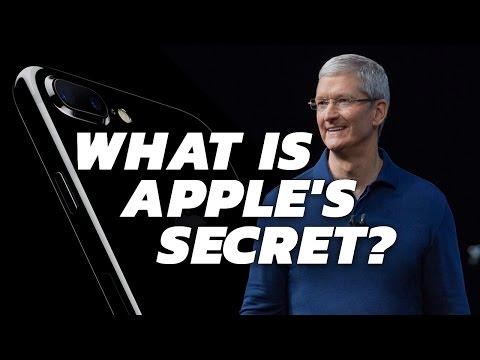 What is Apple's Secret?