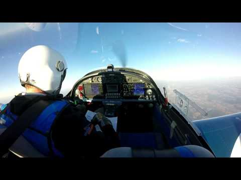 SPIN tests (EASA type certification Viper SD4)  - entire video
