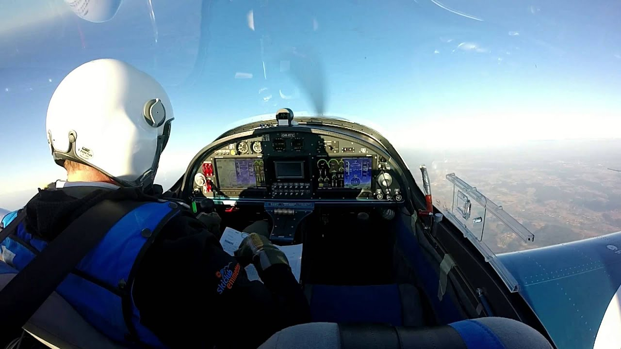 Spin Tests Easa Type Certification Viper Sd4 Entire Video Youtube