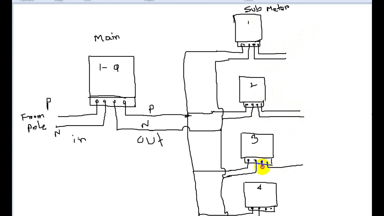 maxresdefault sub meter wiring diagram powered subwoofer wiring diagram \u2022 wiring water meter connection diagram at soozxer.org