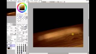 Wood Texture In Paint Tool Sai
