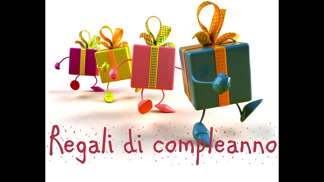 I miei regali di compleanno intheskywithcupcakes youtube for Regali per