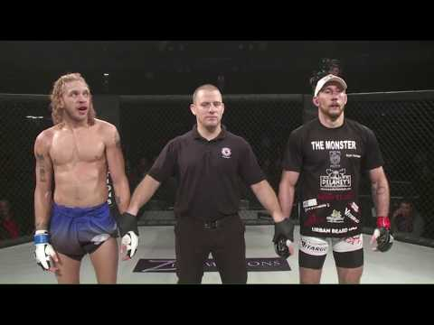 "Fight Night 2: Medicine Hat - Jonathan Brookins vs Kyle "" The Monster"" Nelson"