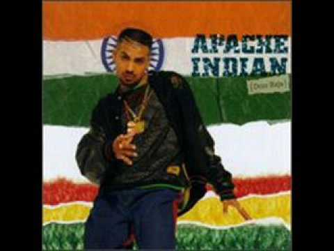 Apache Indian -   chok there   1993