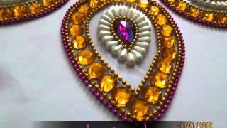 Kundan Rangoli Designs.wmv