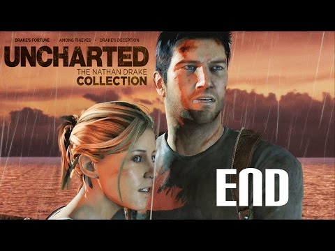 Uncharted: The Nathan Drake Collection - Drake's Fortune - Part 11 - ENDING