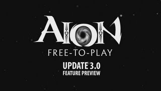 AION Free-to-Play 3.0 Feature Preview