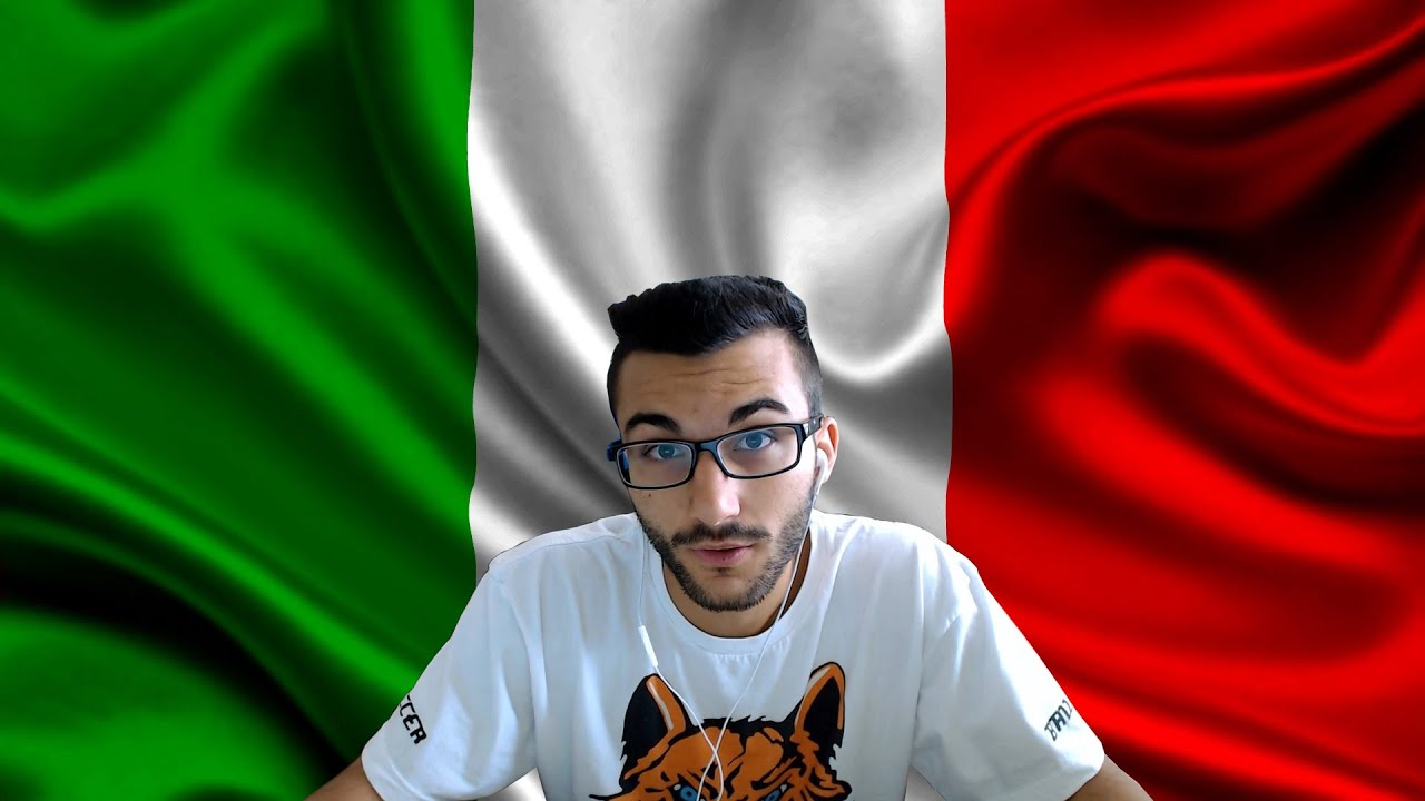 Italian people youtube for Italian people