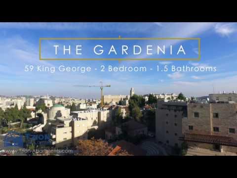 King George 59, Jerusalem, Vacation Rentals