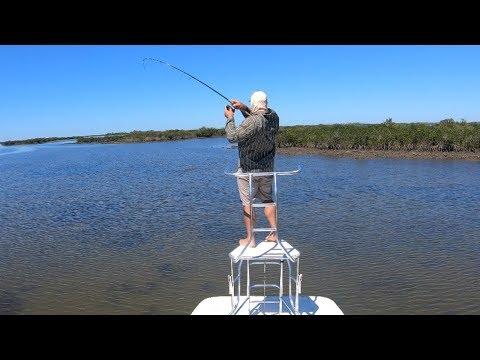 Ultimate Custom Boat Platform For Fishing- Carolina Skiff