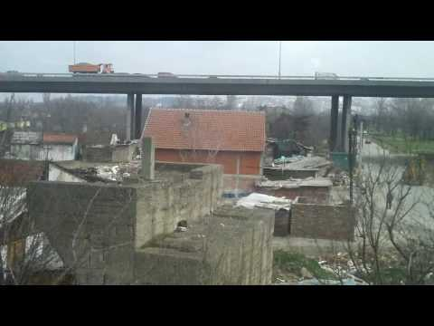 Slum of Belgrade - www.elgersma.info