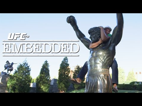 UFC 178 Embedded: Vlog Series - Episode 2