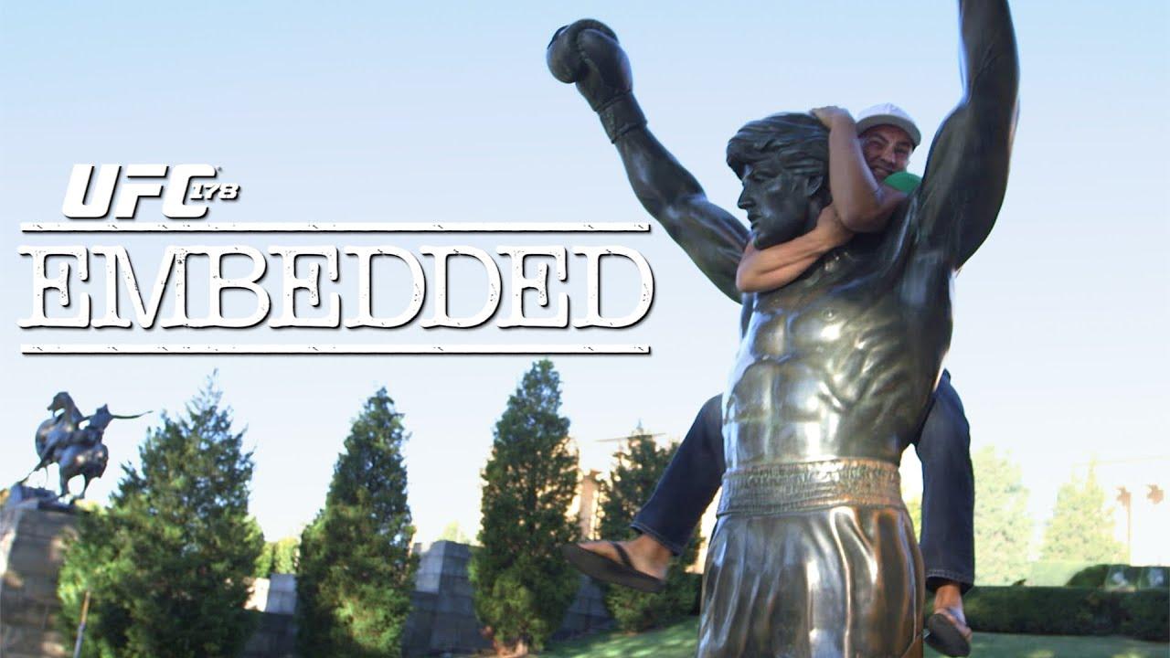 UFC 178 Embedded: Vlog Series - Episode 2