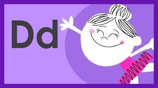 """""""The Letter D Song"""" Music Video by ABCmouse.com"""