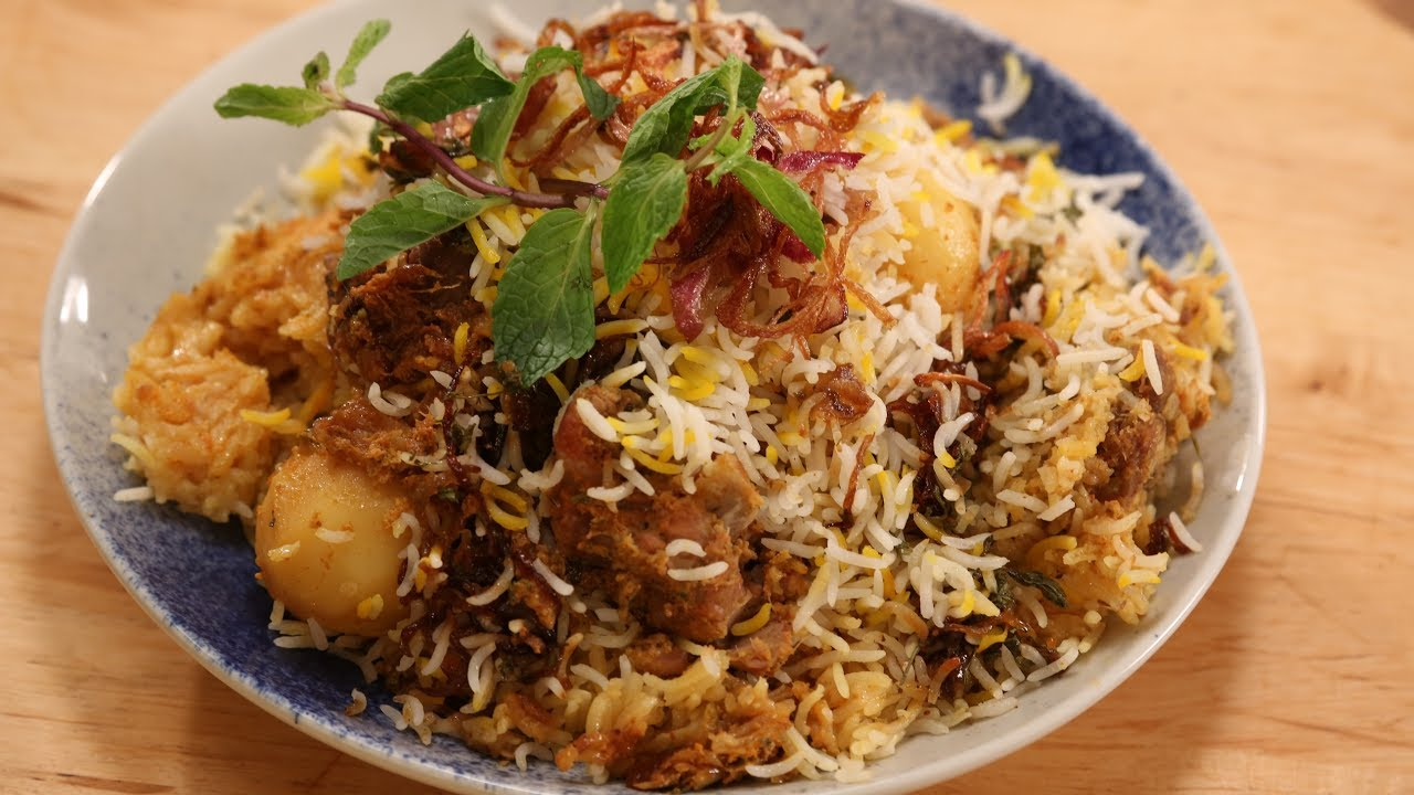 recipe: lucknowi biryani recipe sanjeev kapoor [17]