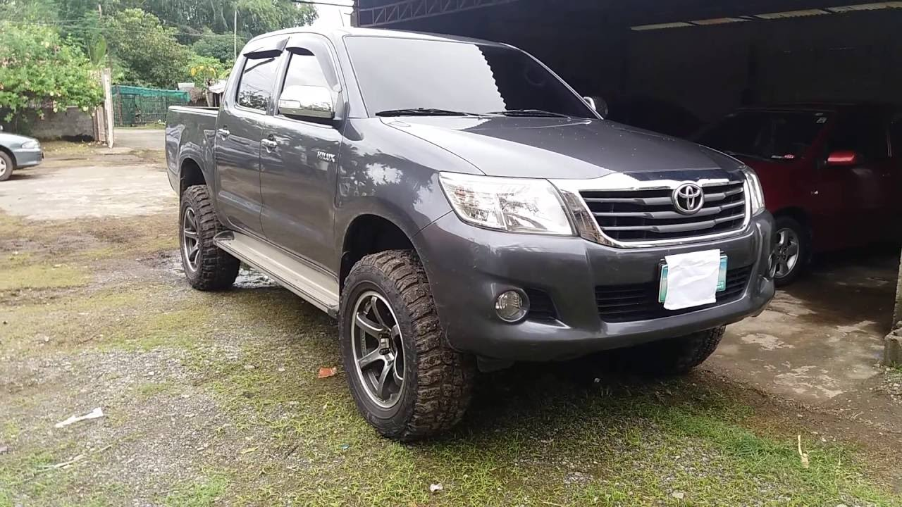 Toyota Hilux 4x4 Problems E Full Review Start Up In Depth Tour Engine 1280x720