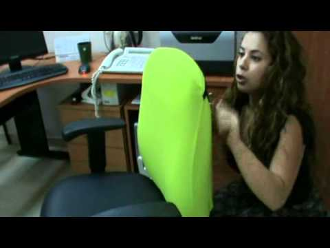 Chair Covers Office Seats Anna Slipcover Seat X Cover By Raz Projects Youtube