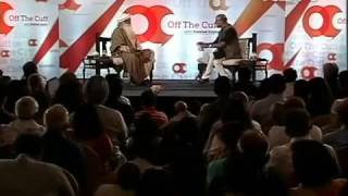 Your death will come as a relief to most people. Sadhguru jokes with Shekhar Gupta