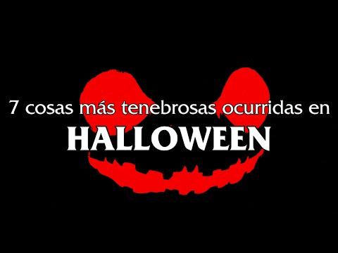 Las 7 cosas más tenebrosas ocurridas en Halloween   DrossRotzank (Angel David Revilla)