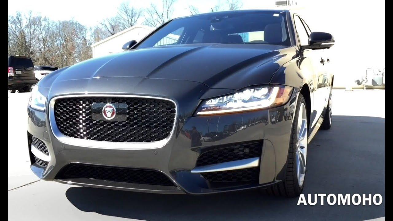 2016 jaguar xf 35t r sport rwd full review start up exhaust short drive youtube. Black Bedroom Furniture Sets. Home Design Ideas
