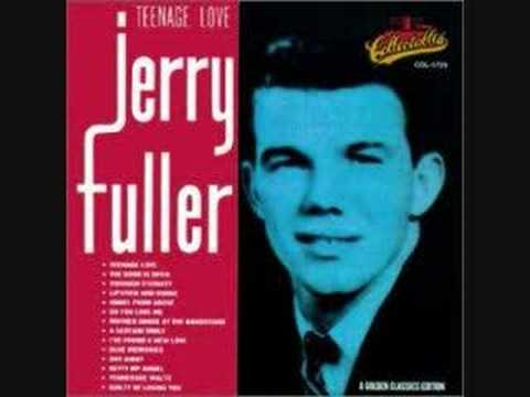 JERRY FULLER-I GET CARRIED AWAY