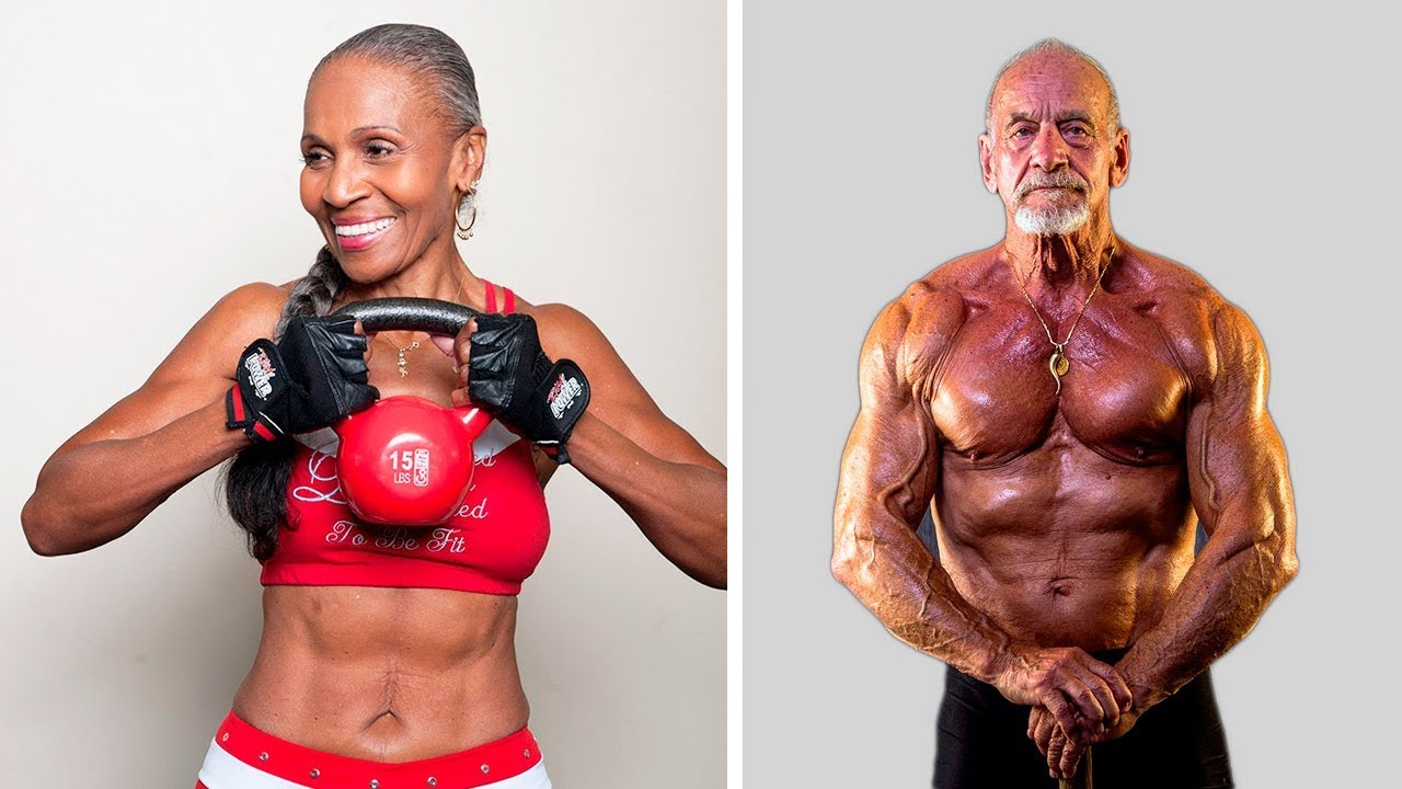 The OLDEST BODYBUILDERS In The World ??️?