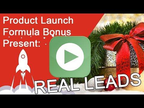 Product Launch Formula Bonus Present: Leads Product Launch Formula Review 2019