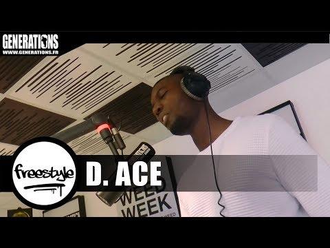 Youtube: D. Ace – Live«La concurrence» (Live des studios de Generations)
