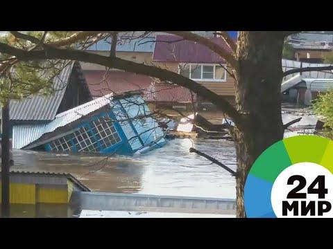 Путин о паводках в Иркутской области: Нужно как можно скорее восстановить дома