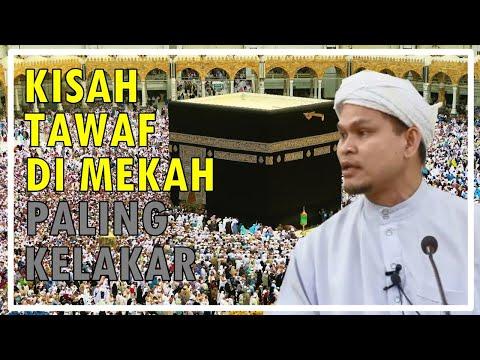 Kisah Tawaf Di Mekah Paling KELAKAR - Ustaz Abdullah Khairi SPECIAL Raya Haji 2016 HD