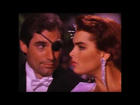 """La Belle Dame Sans Regrets"" (Timothy Dalton & Brooke Shields in the romantic fantasy)"