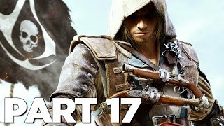 EDWARD KENWAY BLACK FLAG OUTFIT in ASSASSIN'S CREED 3 REMASTERED Walkthrough Gameplay Part 17 (AC3)