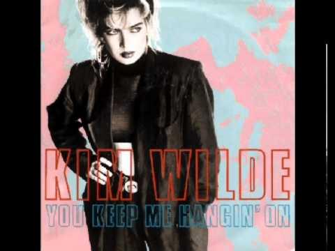 Kim Wilde - You Keep Me Hangin On [RJGisinthehouse Remix ...