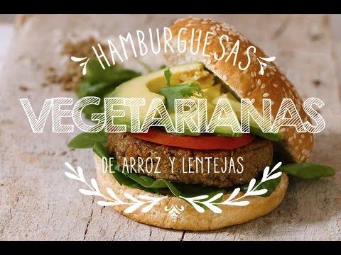 C mo hacer hamburguesas vegetarianas youtube - Hacer hamburguesas vegetarianas ...