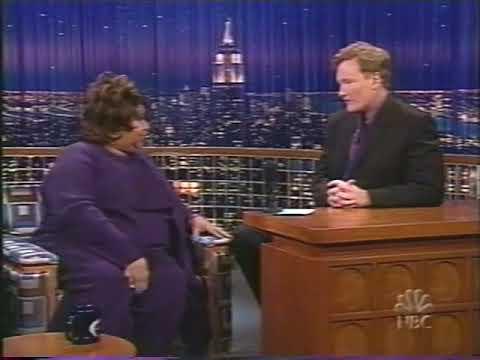 Aretha Franklin Interview - 3/27/2002