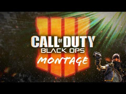 Venom Presents: A Black Ops 4 Montage