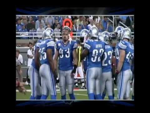 Detroit Lions LB Julian Peterson Wired For Sound