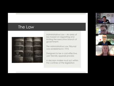 LAWS12061 Group Presentation (Gladstone Group)