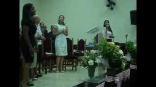 Surpresa da Pastora Solange  1