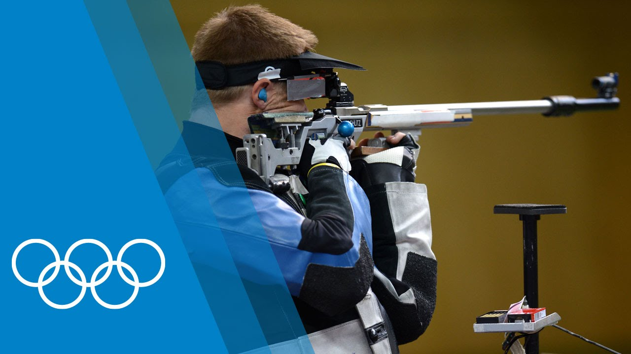 Resultado de imagem para Matt Emmons, Olympic gold medalist in rifle shooting