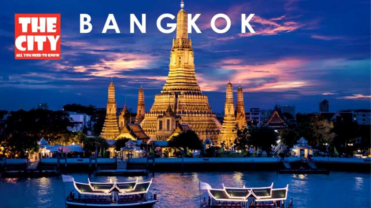 the city bangkok the capital city of thailand youtube. Black Bedroom Furniture Sets. Home Design Ideas