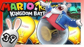 Phantoms bosshafte Operettendisstracks 🐰 MARIO + RABBIDS KINGDOM BATTLE Part 39