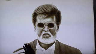 Kabali Movie Sand Art By Hari Krishna From India ,Hyderabad