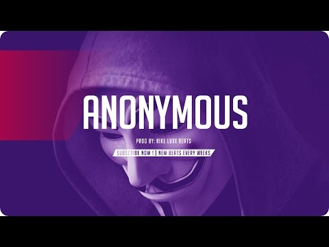 "Trap Beat | Beat Instrumental - ""ANONYMOUS"" - Prod by RikeLuxxBeats"