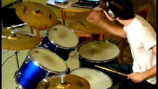 99 Red Balloons (Goldfinger) - Drum Cover