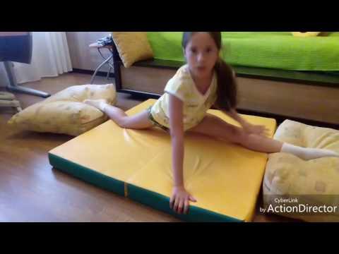 Голые гимнастки - супер фото