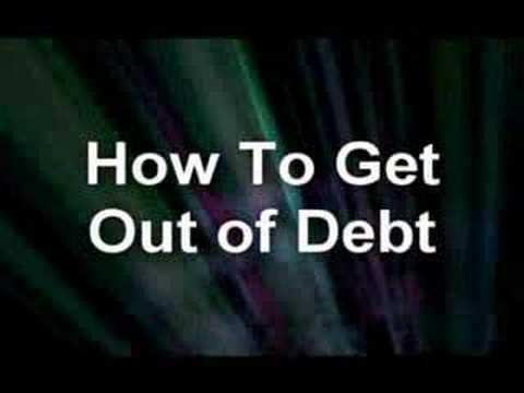 Видео Debt consolodation loan